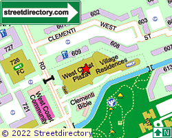 WEST COAST VILLAGE RESIDENCES | Location & Map