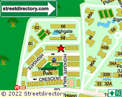 HIGHGATE | Location & Map
