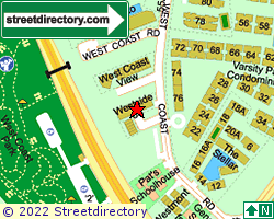 WESTSIDE 33 | Location & Map