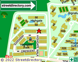 HIGHGATE PARK | Location & Map