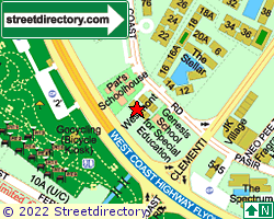 WESTMONT | Location & Map