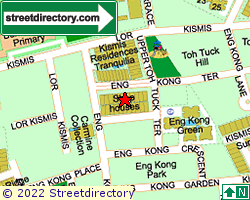 ENG KONG PARK | Location & Map