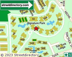 SIGNATURE PARK | Location & Map