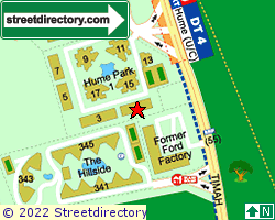 HUME PARK I | Location & Map