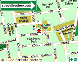 ENG KONG VILLAS | Location & Map