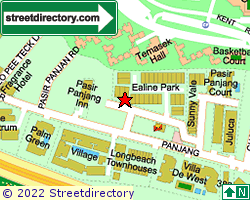 EALINE PARK | Location & Map
