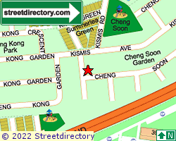 CHENG SOON GARDEN | Location & Map