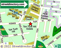 TOH TUCK HILL ESTATE | Location & Map