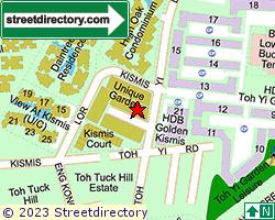 UNIQUE GARDEN | Location & Map