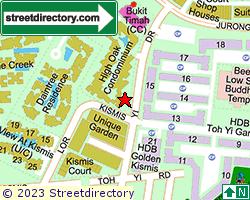 HIGH OAK CONDOMINIUM | Location & Map