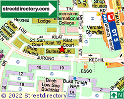 JK BUILDING | Location & Map