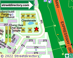 CHESTERVALE | Location & Map