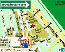 UOB CENTRE | Location & Map