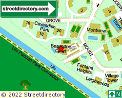 BEAVERTON COURT | Location & Map