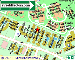 WEST PARK REGENCY | Location & Map