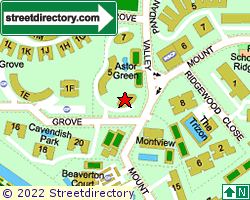 ASTOR GREEN | Location & Map