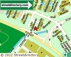 WATERFORD TERRACE | Location & Map