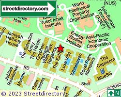 THE ESTRELLA | Location & Map