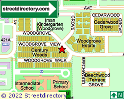 CENTURY WOODS | Location & Map