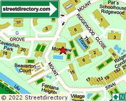 MONTVIEW | Location & Map