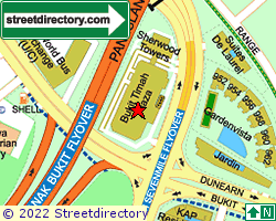 BUKIT TIMAH PLAZA | Location & Map