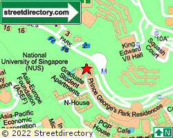 PRINCE GEORGE'S PARK RESIDENCES | Location & Map