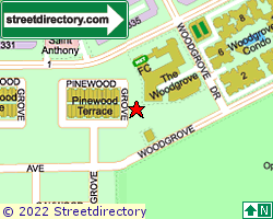 DAVIS PINEGROVE | Location & Map