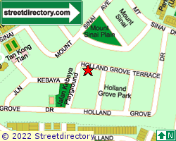 HOLLAND GROVE PARK | Location & Map