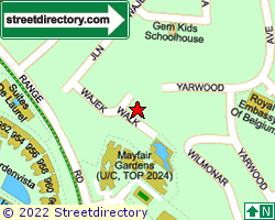 FAIRWOOD PARK | Location & Map