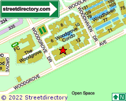 WOODGROVE CONDOMINIUM | Location & Map