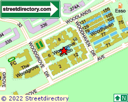 WOODGROVE CONDO | Location & Map