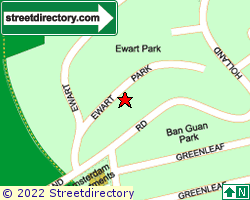 EWART PARK | Location & Map