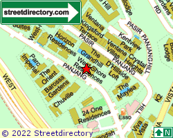 WEST SHORE RESIDENCES | Location & Map