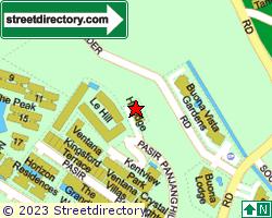HILLODGE | Location & Map