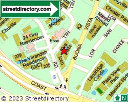 VIVA VISTA | Location & Map