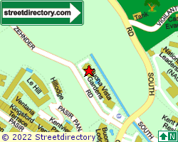 BUONA VISTA GARDENS | Location & Map
