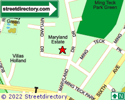 MARYLAND ESTATE | Location & Map