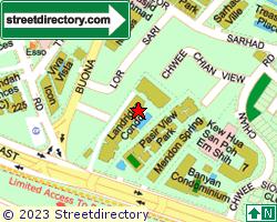 LANDRIDGE CONDOMINIUM | Location & Map
