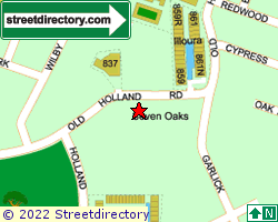 SEVEN OAKS | Location & Map