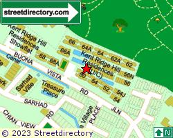 KENT RIDGE HILL RESIDENCES | Location & Map