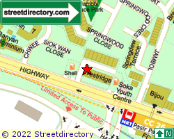 WESTRIDGE | Location & Map