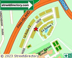 LA SUISSE | Location & Map