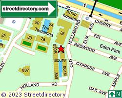 ILLOURA | Location & Map