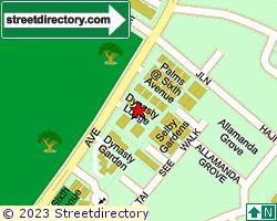 DYNASTY LODGE | Location & Map