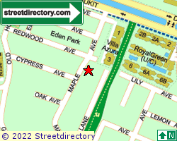 EDEN PARK | Location & Map