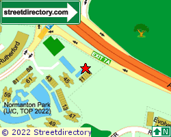 NORMANTON PARK | Location & Map