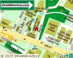 WESTPOINT CONDO | Location & Map