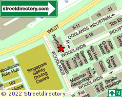 NORTHLAND INDUSTRIAL BUILDING 1 | Location & Map