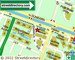 SIXTH AVENUE CENTRE | Location & Map