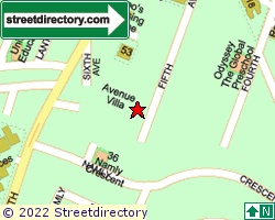 AVENUE VILLAS | Location & Map